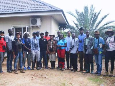 Atlasing North-Eastern Region of Nigeria: My first Atlas Experience with Arewa Atlas Team (AAT)