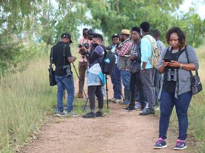 Birds Connecting Our World: An Overview of the Jos Bird Club October Outing